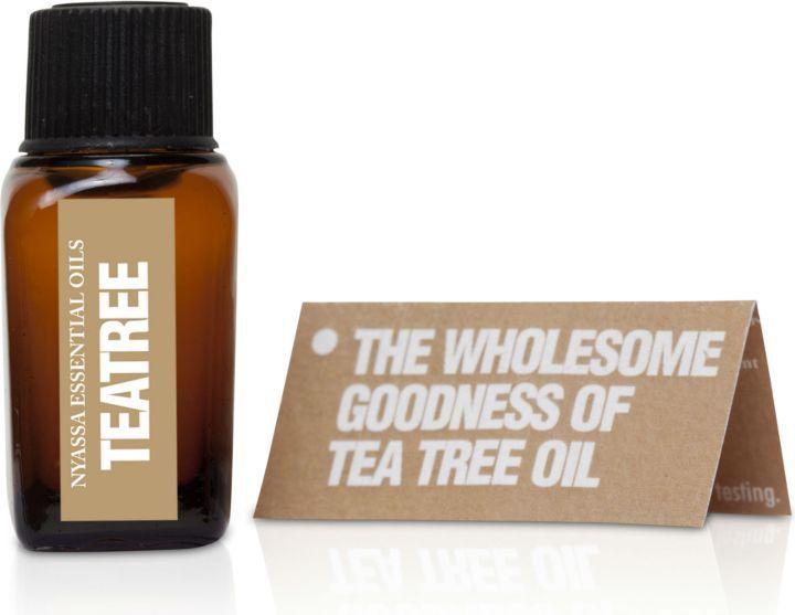 Nyassa Tea Tree  Essential Oil (Pack Of 2)
