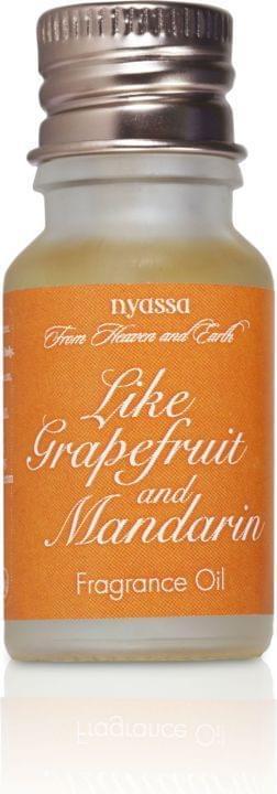 Nyassa Like Grapefruit And Mandarin  Fragrance Oil (Pack Of 2)