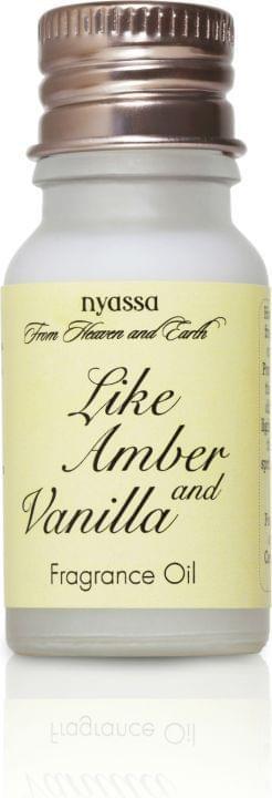 Nyassa Like Amber And Vanilla  Fragrance Oil (Pack Of 2)