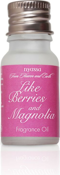 Nyassa Like Berries And Magnolia  Fragrance Oil (Pack Of 2)