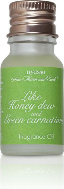 Nyassa Like Honey Dew And Green Carnations  Fragrance Oil (Pack Of 2)
