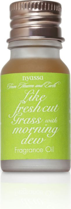 Nyassa Like Fresh Cut Grass With Morning Dew  Fragrance Oil (Pack Of 2)