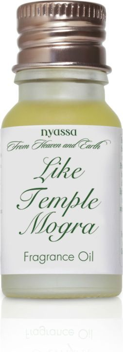 Nyassa Like Temple Mogra  Fragrance Oil (Pack Of 2)