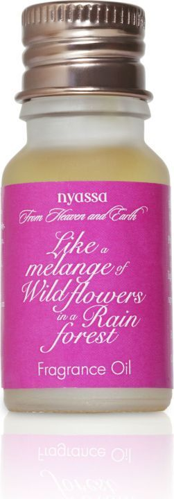 Nyassa Like Melange Of Wild Flowers In A Rain Forest  Fragrance Oil (Pack Of 2)