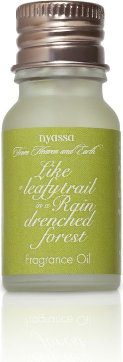 Nyassa Like A Leafy Trail In A Rain Drenched Forest  Fragrance Oil (Pack Of 2)