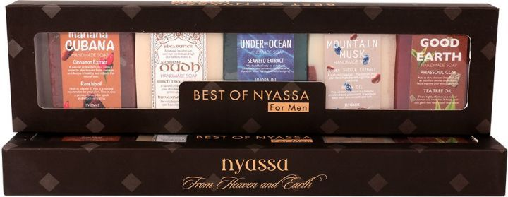Best Of Nyassa For Men, 750Gm