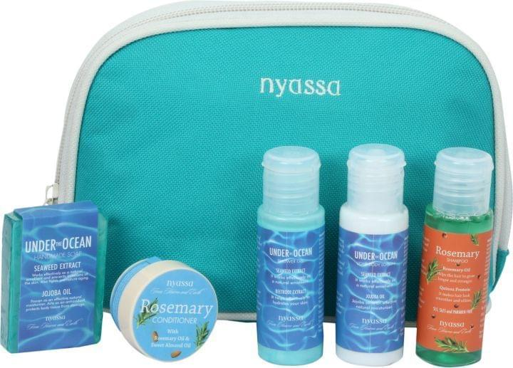Nyassa Under The Ocean Travel Kit, 125Gm