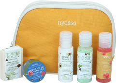 Nyassa Temple Mogra Travel Kit, 125Gm