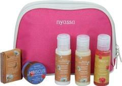 Nyassa Sacred Sandalwood Travel Kit, 125Gm