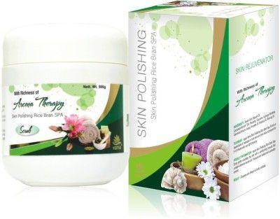 Vania Skin Polishing Rice Bran Spa Scrub (Pack of 3)