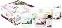 Vania Skin Polishing Spa Facial kit (2 KG plus 100 ml and vania skin polishing spa bleach cream 1000 gm combo)