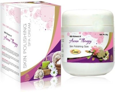 Vania Skin Polishing Spa Cream (Pack of 3)