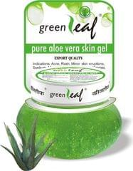 Green Leaf Aloe Vera Skin Gel, 120Gm (Pack of 6)
