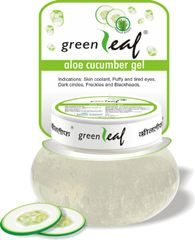 Green Leaf Aloe Cucumber Gel (Pack of 6)