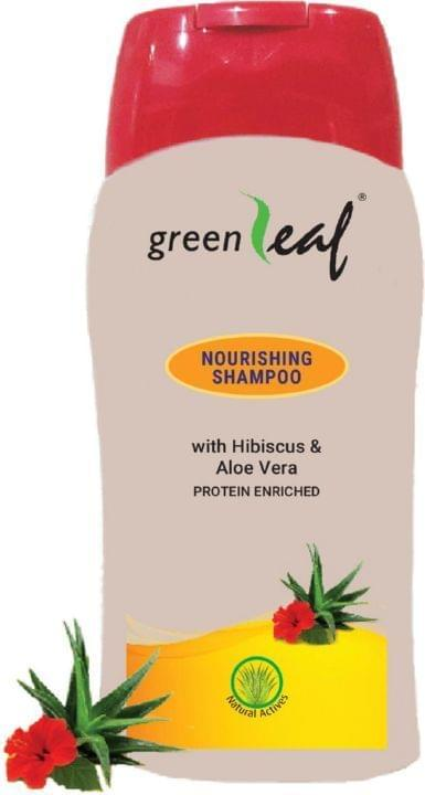 Green Leaf Nourishing Shampoo (Pack of 6)