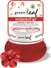 Green Leaf Anti Dandruff Gel, 120Gm (Pack of 6)