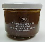 Thalgo Sweet and Savoury Body Scrub