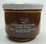 Thalgo Sweet and Savoury Body Scrub