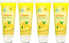 Pavo Lemon Face Wash (Set Of 4)