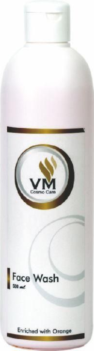 VM Cosmocare Face Wash - Orange, 500ml