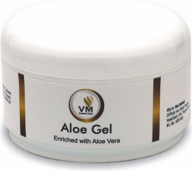 VM Cosmocare Aloe Gel, 500gm
