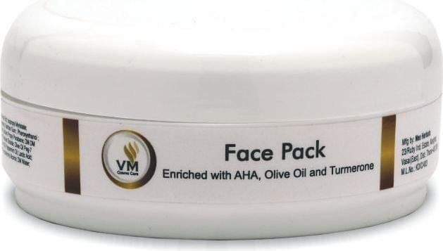 VM Cosmocare Face Pack, 250gm