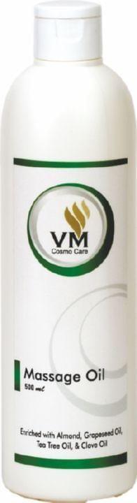 VM Cosmocare Massage Oil, 500ml