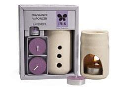 Iris Fragrance Vapouriser-Amber Rose