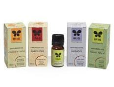Iris Vapouriser oil-Amber Rose (Pack of 6)