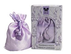 Iris Fragrant Pouch-French Lavender (Pack of 6)