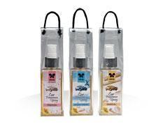 Iris Car Spray-Sandal (Pack of 3)