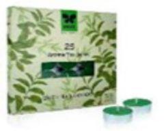 Iris Aroma Candle-Greentea & Bamboo