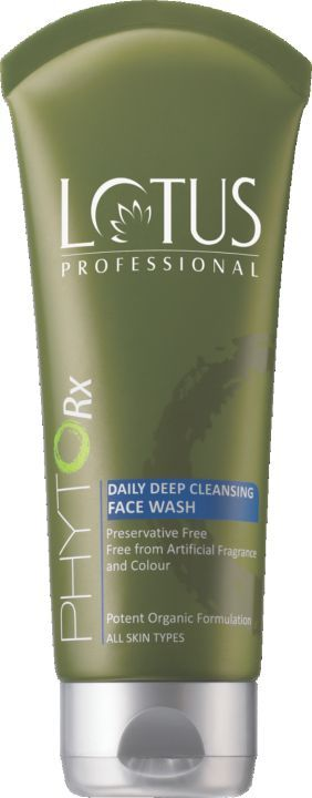 Lotus Professional  Phyto-Rx Daily Deep Cleansing Face Wash (Pack of 3)