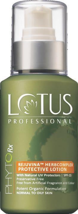Lotus Professional Phyto-Rx Herbcomplex Protective Lotion (Pack of 2)
