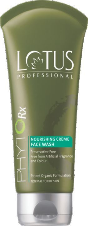 Lotus Professional  Phyto-Rx Nourishing Creme Face Wash (Pack of 3)