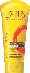 Lotus Professional Phyto-Rx UV Screen Gel SPF-30 PA++ (Pack of 2)