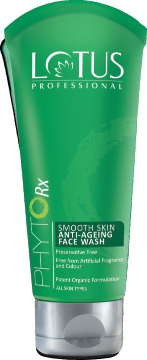Lotus Professional Phyto-Rx Smooth Skin Anti-Ageing Face Wash (Pack of 2)