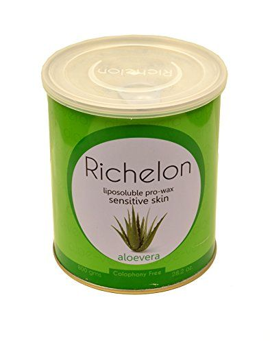 Richelon Aloe vera Liposoluble Pro-wax (Pack of 2)