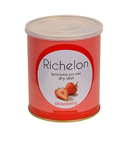 Richelon Strawberry Liposoluble Pro-wax (Pack of 2)