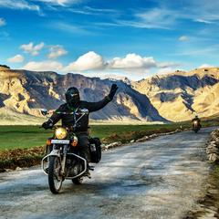 All Leh Ladakh Bike Trips 2017
