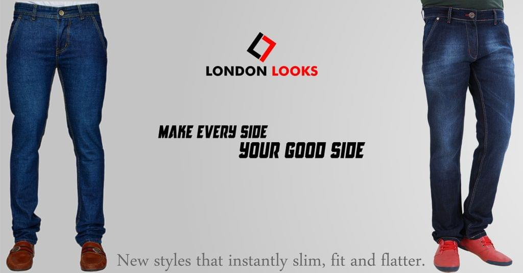 London Looks  New Arrivals Combo Of 2 Casual Denim Jeans