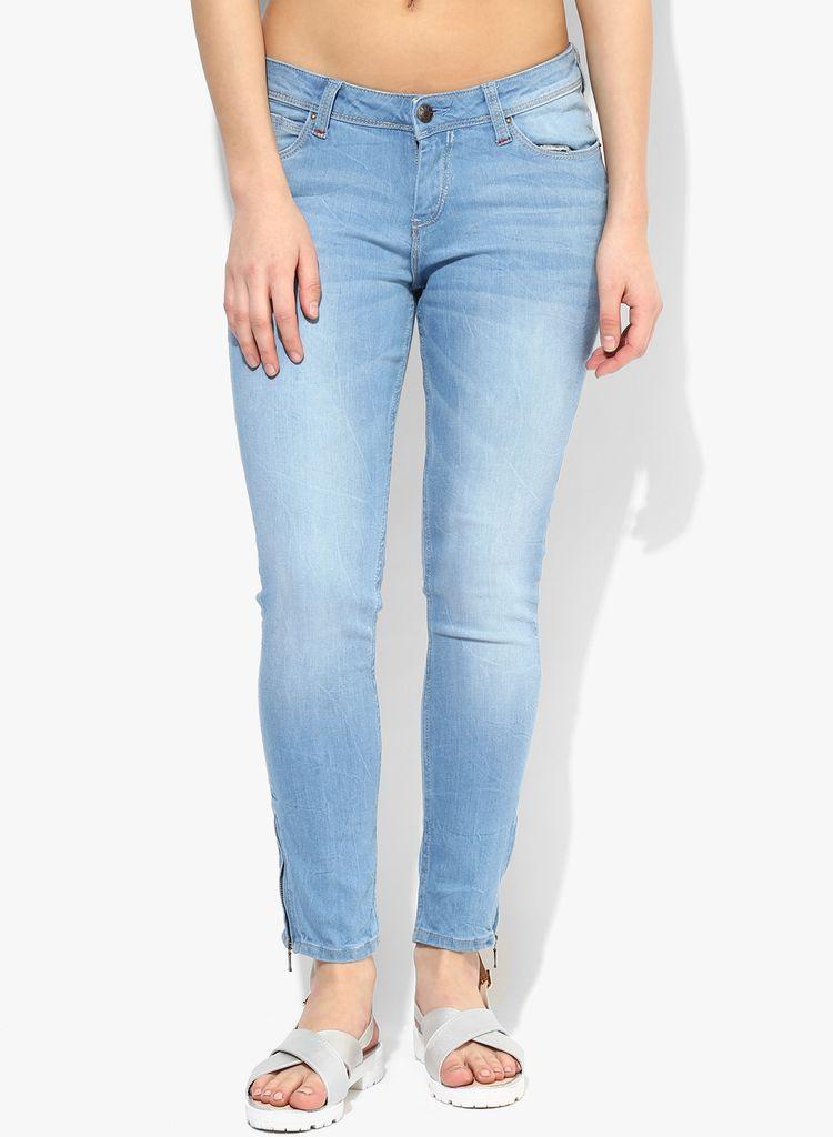 London Looks Casual denim Jeans