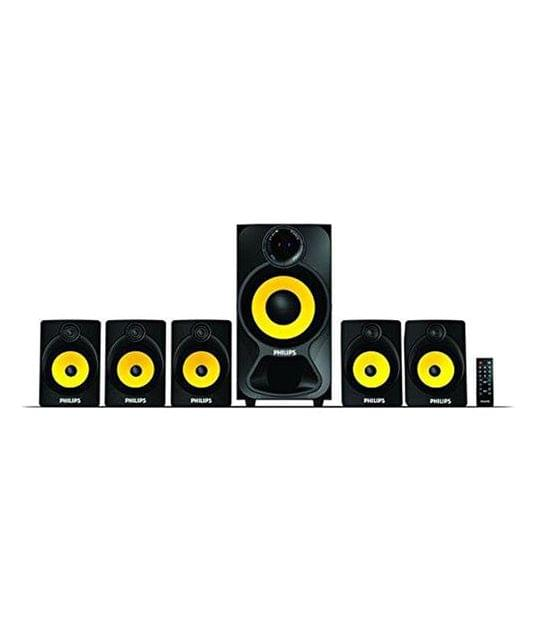 Philips SPA3800-94B Heart Beat 5.1 Speaker System