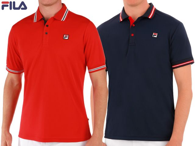 Branded fila polo t shirts pack of 2 for Branded polo t shirts
