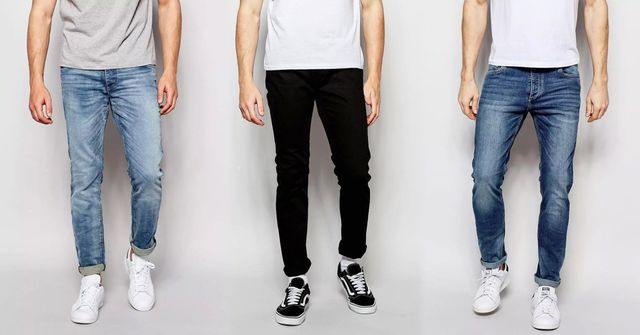 London Looks Slim Fit Denim Jeans (Pack Of 3)