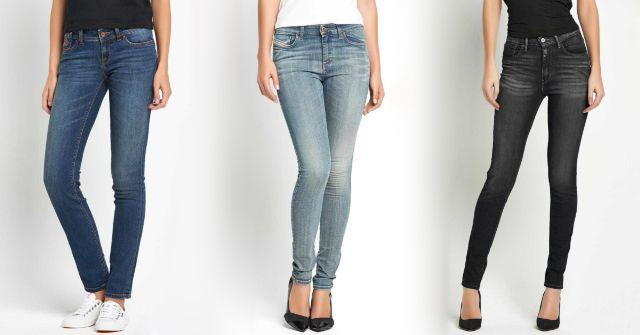 London Looks Mid Rise Women's Denim Jeans (Pack Of 3)