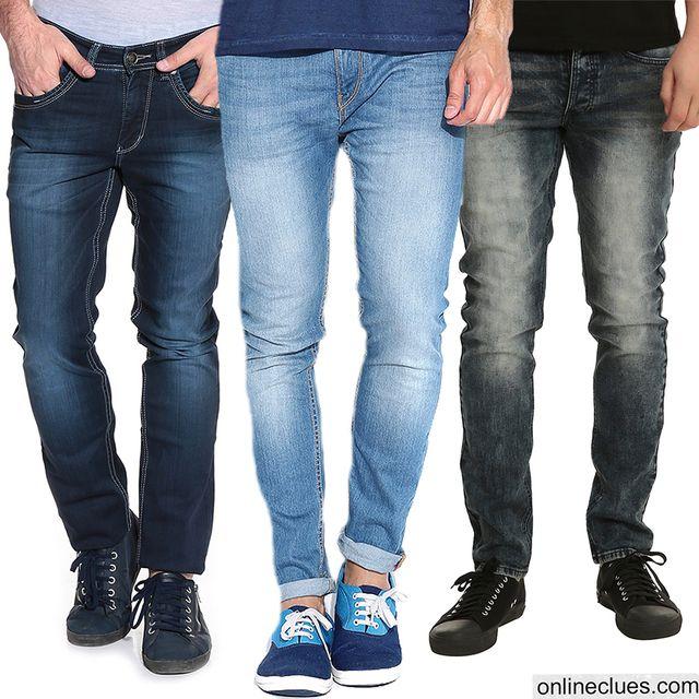 London Looks 3 High Quality Denim Jeans!
