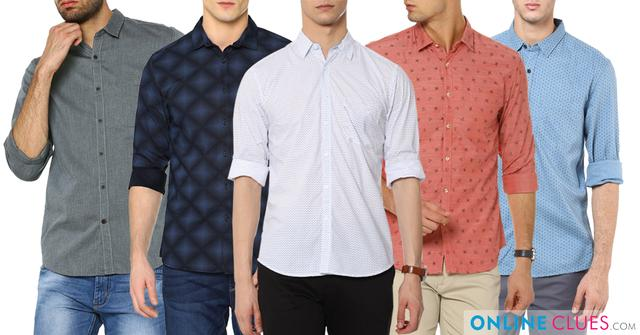 New Arrivals London Looks 5 Printed Cotton Shirts