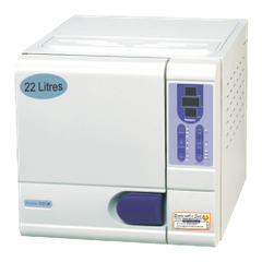 Runyes- Class B Autoclave 22ltr