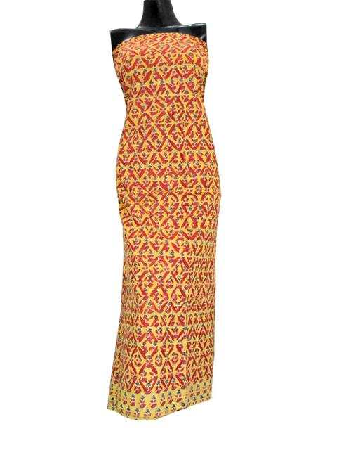 Cotton Cutwork Kurta-Multicolor 1
